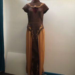 HALLOWEEN COSTUME GOT Mother of Dragons